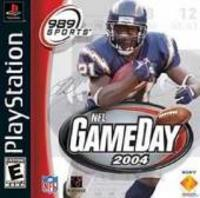 NFL Gameday 2004 (PSX)
