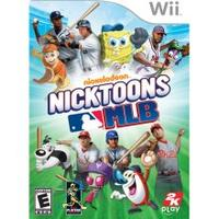 Nicktoons MLB Baseball (WII)