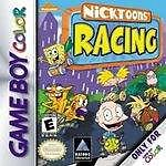 Nicktoons Racing (GameBoy Color)