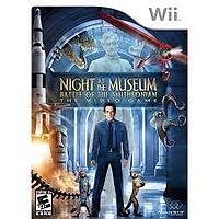 Night at the Museum Battle of the Smithsonian (Wii)