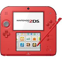 Nintendo 2DS (Crimson Red 2) - Nintendo