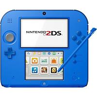 Nintendo 2DS (Electric Blue 2) - Nintendo