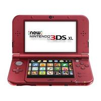 New Nintendo 3DS XL (New Red)