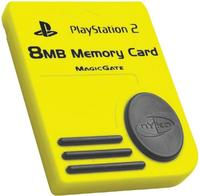 PlayStation 2 8MB Memory Card - Nyko