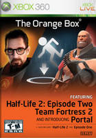 Half-Life 2 : The Orange Box (Xbox 360)