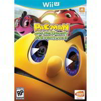 Pac-Man & The Ghostly Adventures (Wii U)