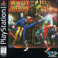 Perfect Weapon (Playstation)