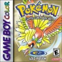 Pokemon Gold (Gameboy Color)