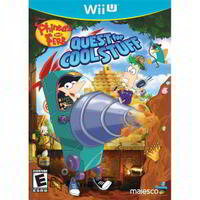 Phineas & Ferb: Quest for Cool Stuff (Wii U)