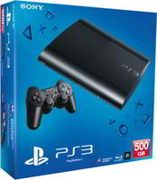 Playstation 3 500GB Version