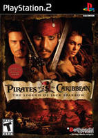 Pirates of the Carribean : Legend of Jack Sparrow (PS2)