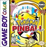 Pokemon Pinball (Gameboy Color)