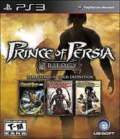 Prince of Persia: Trilogy HD (PS3)