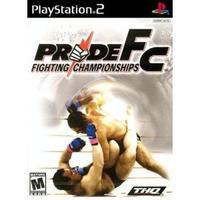 Pride Fighting Championships (Playstation 2)