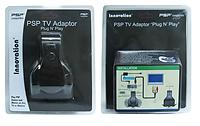 PSP Plug & Play TV Adapter