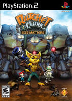 Ratchet and Clank : Size Matters (PS2)