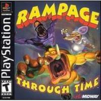 Rampage Through Time (Sony Playstation)