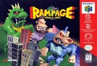 Rampage World Tour (N64)