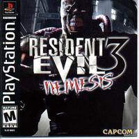 Resident Evil 3 (Playstation)