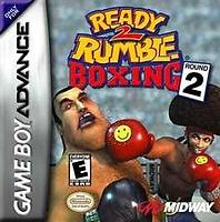 Ready 2 Rumble Round 2 (GBA)