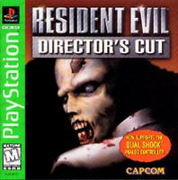 Resident Evil: Directors Cut (Playstation)
