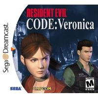 Resident Evil Code Veronica (Dreamcast)