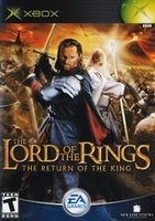 Lord of the Rings Return of the King (Xbox)