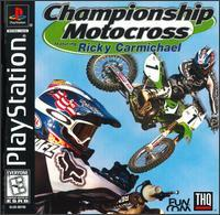 Championship Motocross Featuring Ricky Carmichael (PSX)
