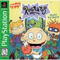 Rugrats Search for Reptar (Playstation)