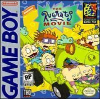 Rugrats The Movie (Gameboy)