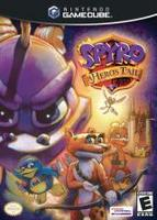 Spyro : A Hero's Tail (Gamecube)