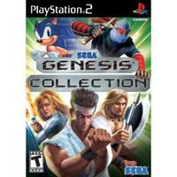 Sega Genesis Collection (PS2)