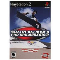 Shaun Palmer's Pro Snowboarder (PS2)