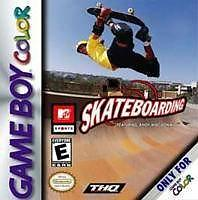 MTV Sports Skateboarding Featuring Andy MacDonald (Gameboy Color)