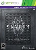 Elder Scrolls V: Skyrim Legendary Edition (360)