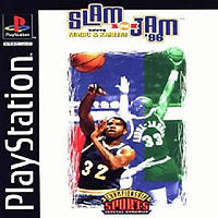 Slam N' Jam '96 (Playstation)