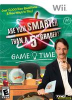 Are You Smarter Than a 5th Grader: Game Time (Wii)