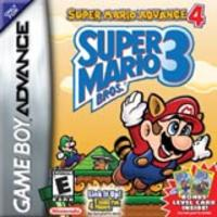Super Mario Advance 4 : Super Mario Bros. 3 (GBA)