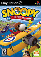 Snoopy vs. The Red Baron (PS2)
