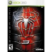 Spider-Man 3 (X-Box 360)