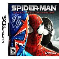 Spider-Man: Shattered Dimensions (DS)