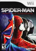 Spider-Man: Shattered Dimensions (Nintendo Wii)