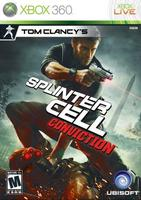 Splinter Cell Conviction (Xbox 360)