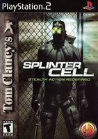 Splinter Cell: Stealth Action Redefined (PS2)