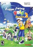 Super Swing Golf : Season 2 (Wii)