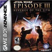 Star Wars Revenge of the Sith (GBA)