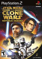 Star Wars Clone Wars Republic Heroes (PS2)