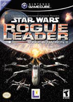 Star Wars Rogue Leader Rogue Squadron (Gamecube)