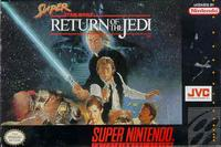 Super Return of The Jedi (SNES)