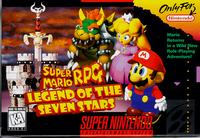 Super Mario RPG (SNES)